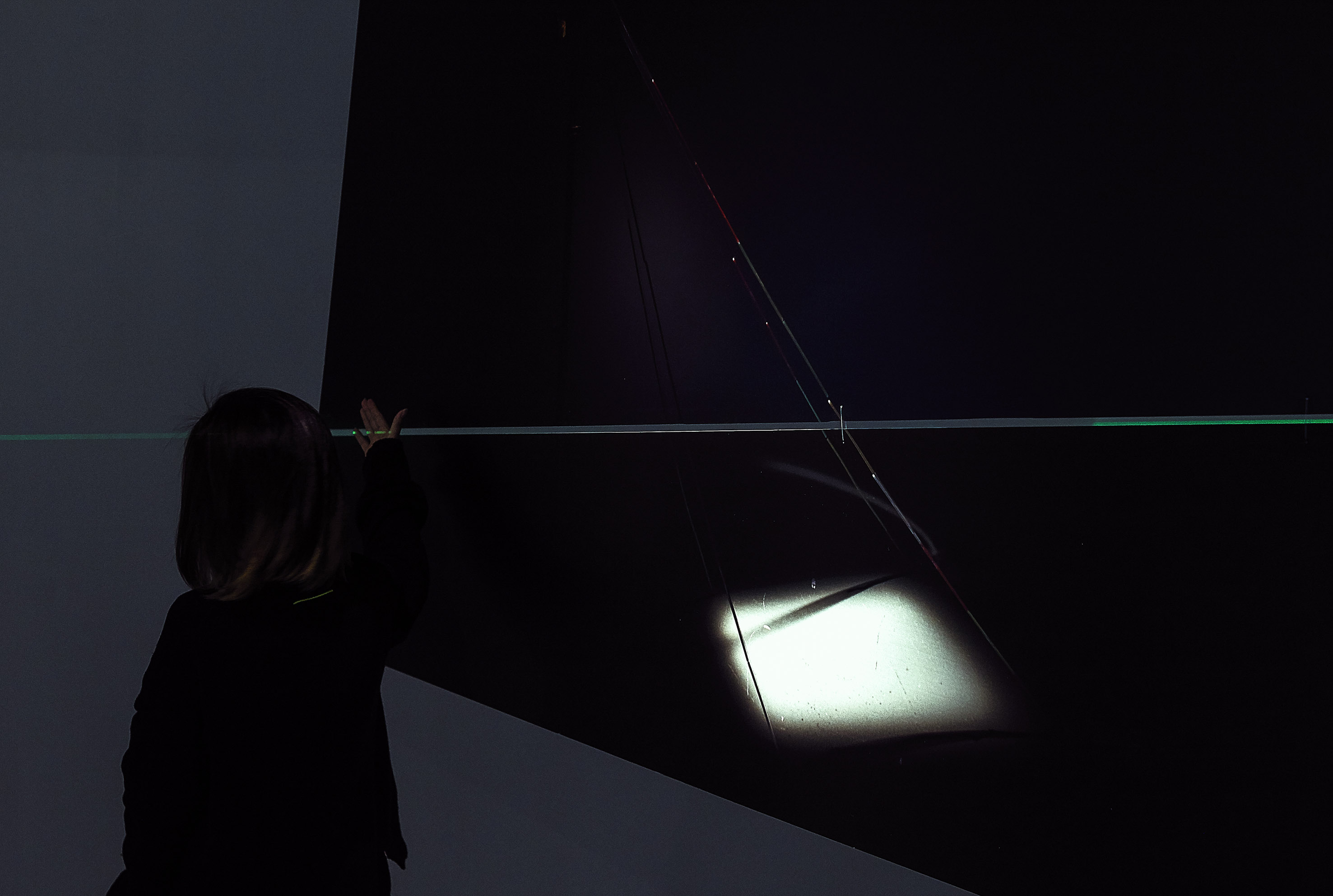 Digital photography from the art project of 'A Falling Ceiling ',copyright  belongs to artist Jin Jing