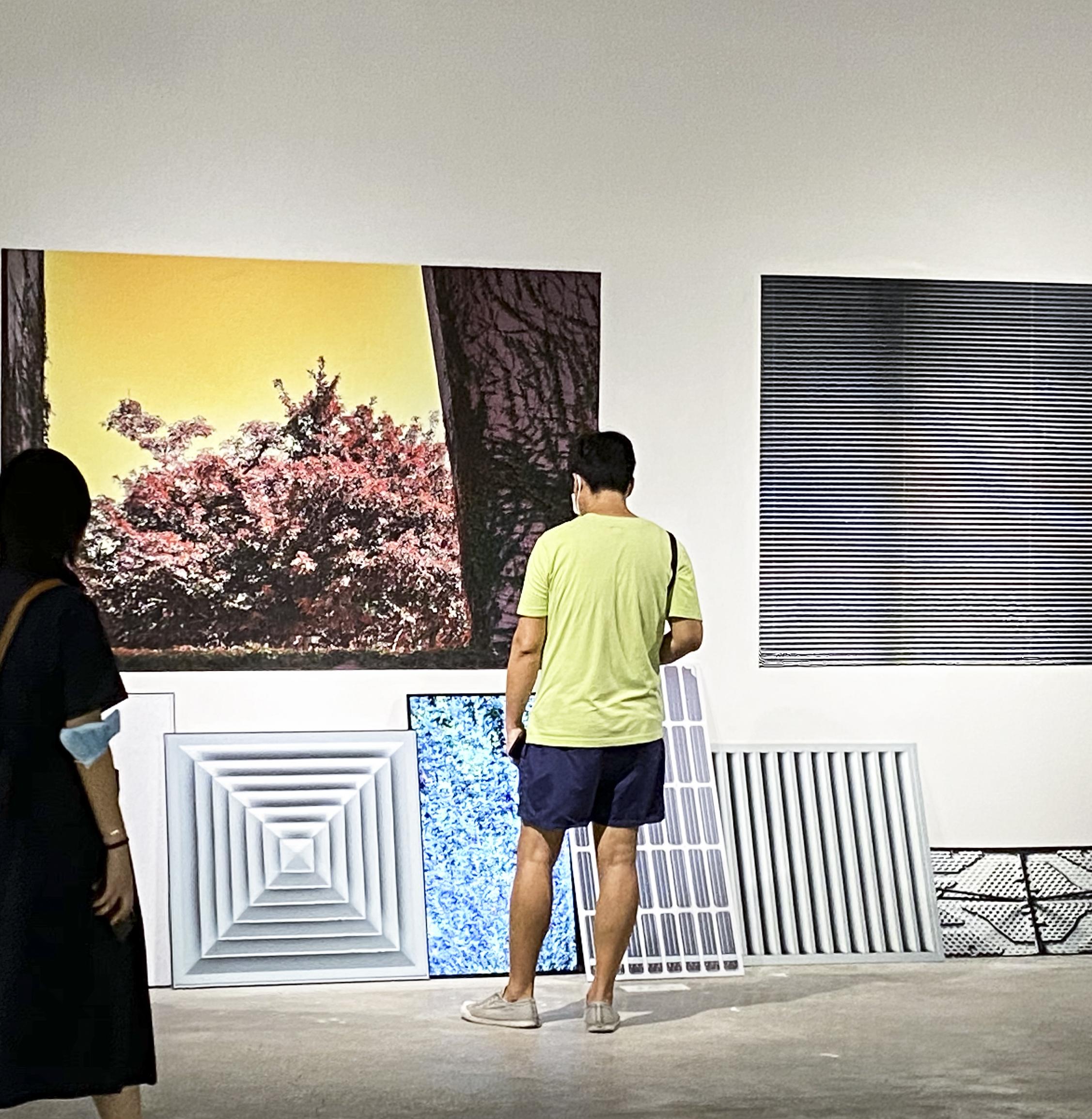 """""""共振""""第十二届三影堂摄影奖展出现场 Resonance: The 12th Three Shadows Photography Award Exhibition"""